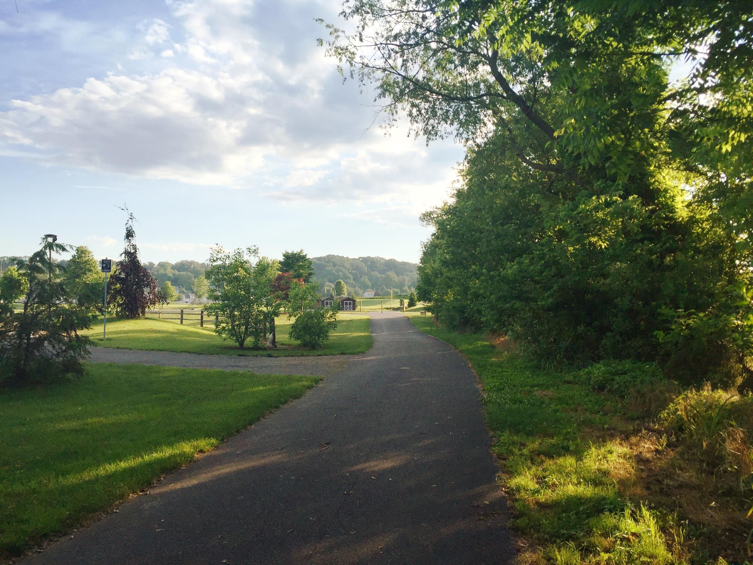 PA trails