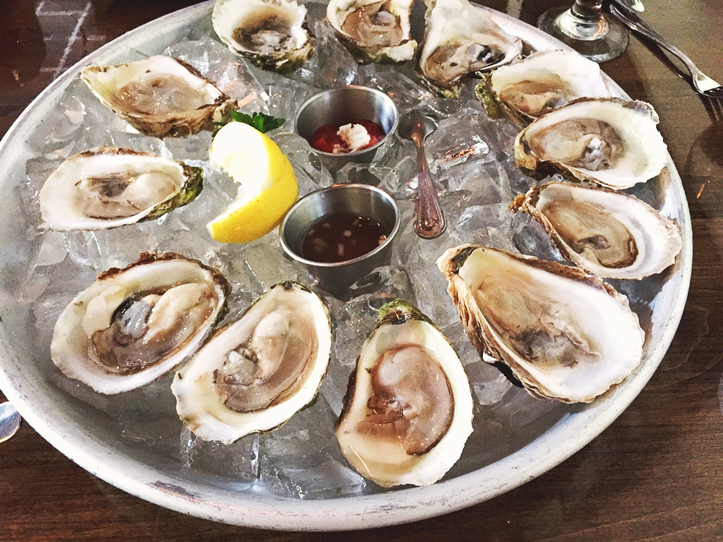 Oysters - my favorite food ever!