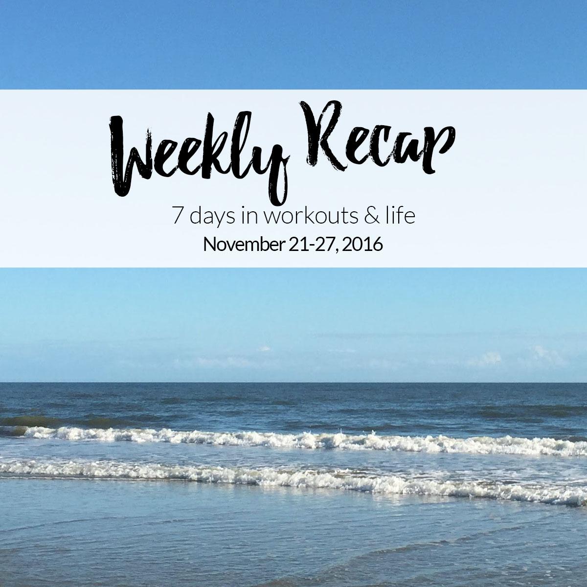 weekly workouts main image
