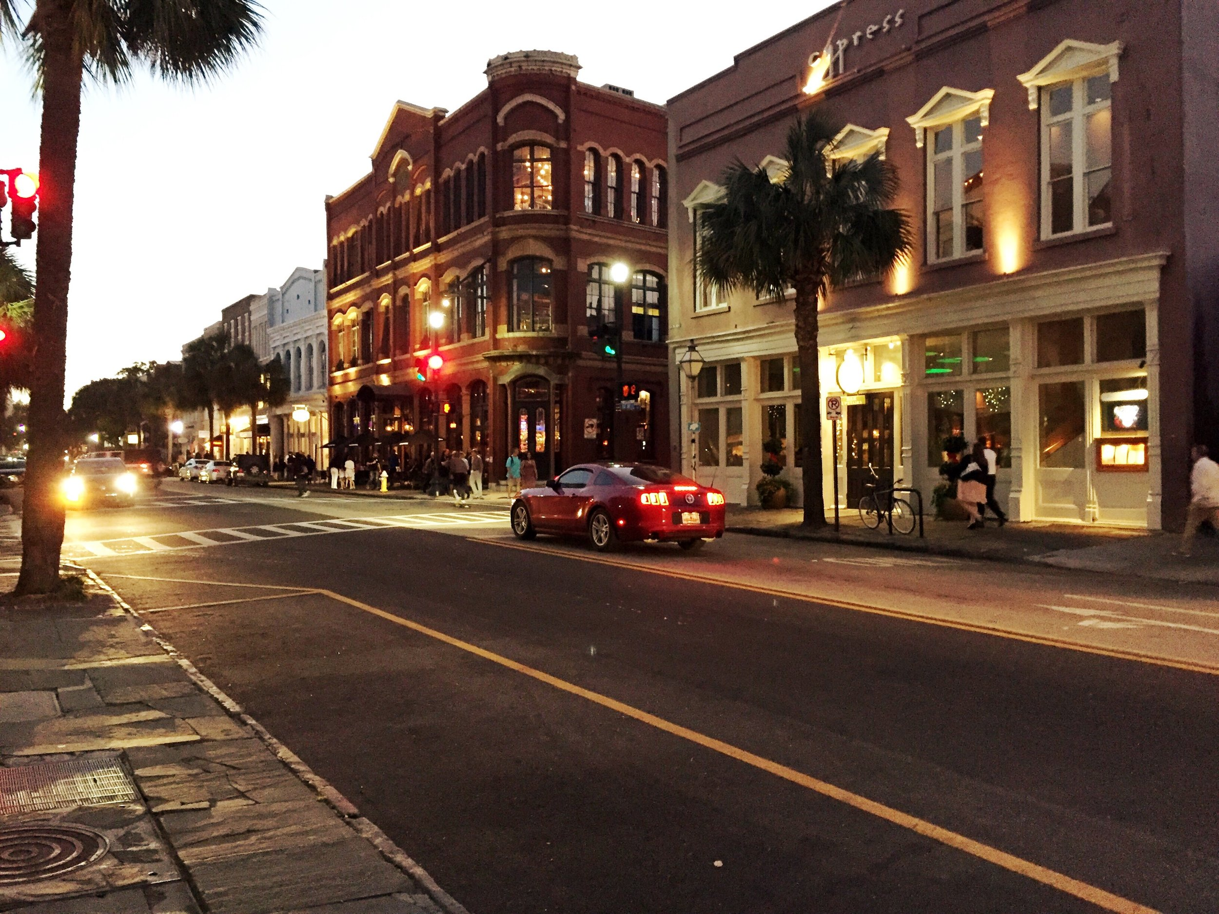 East Bay Street, Charleston, SC
