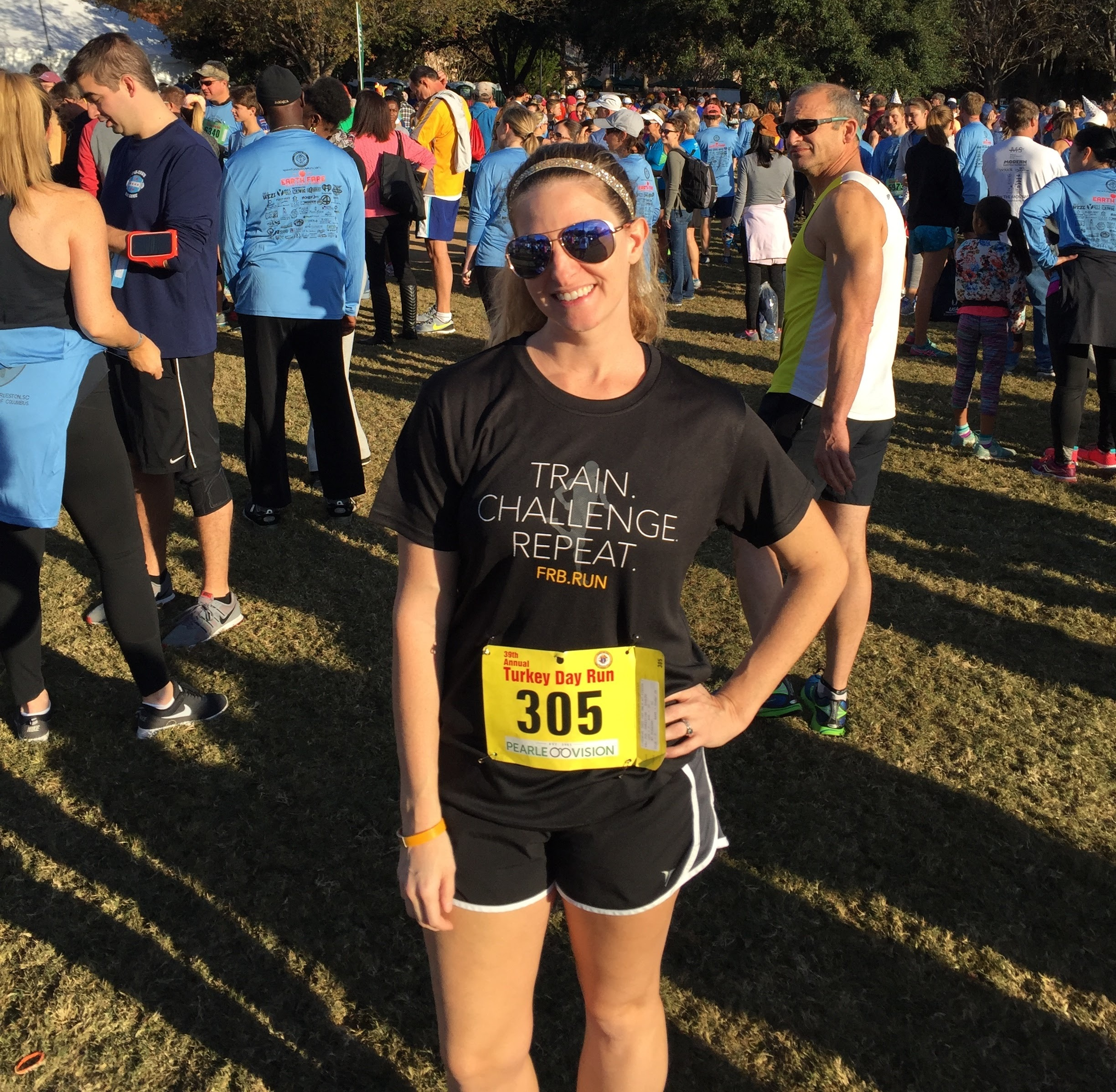 Before the Turkey Day Run, The race where I knew something more was wrong