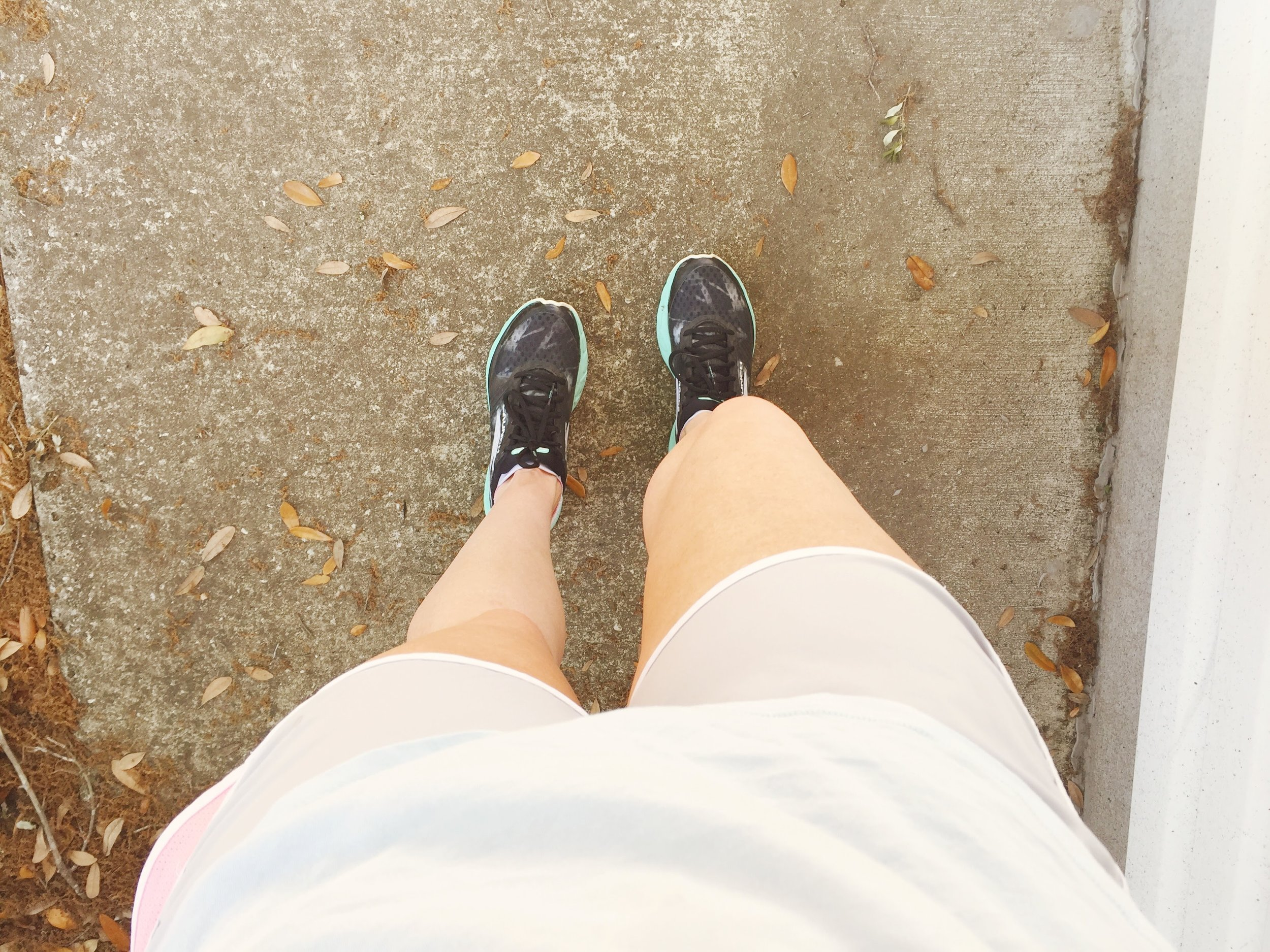 Back in my Brooks Launches!