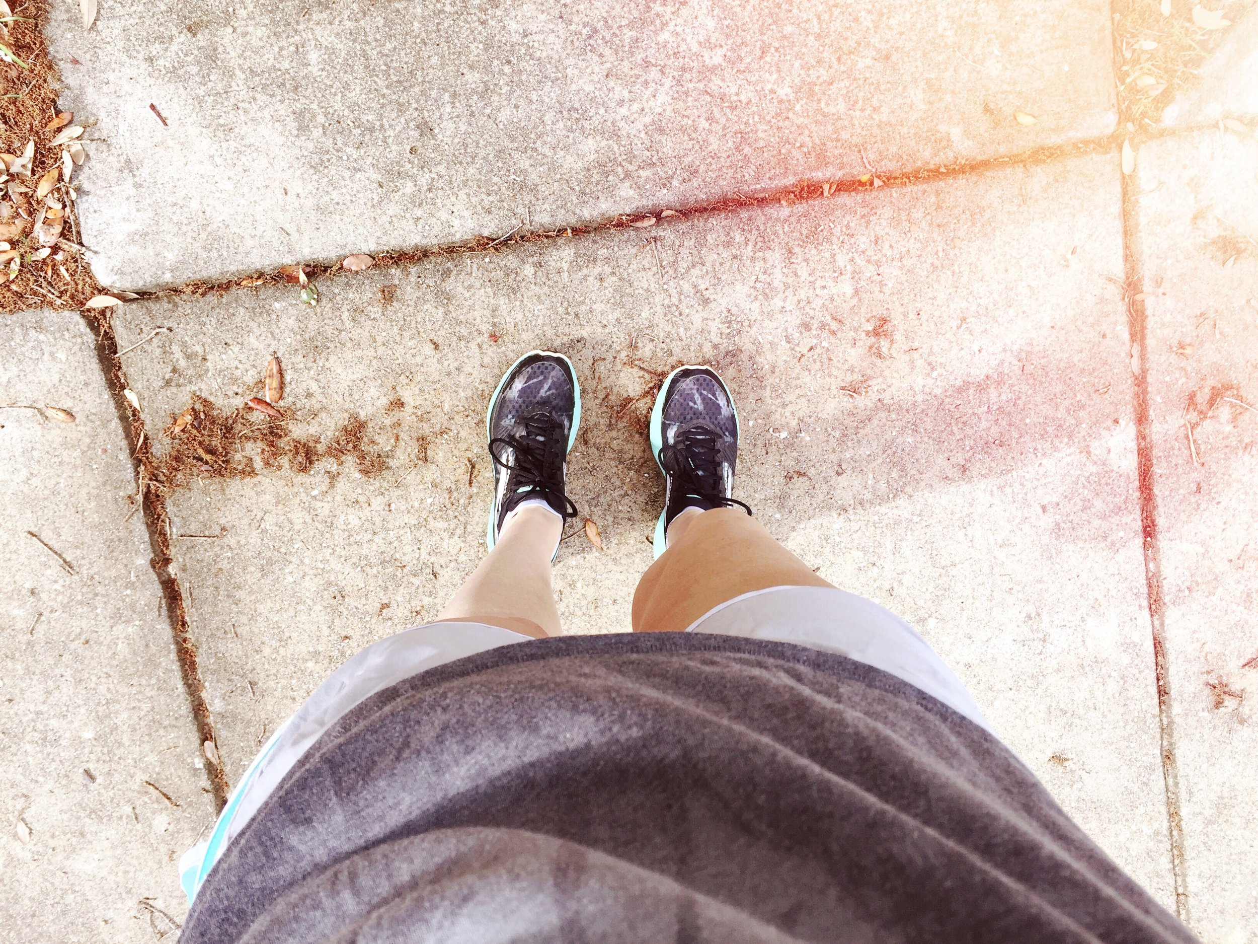 Running feels a whole lot better without the extra bloat