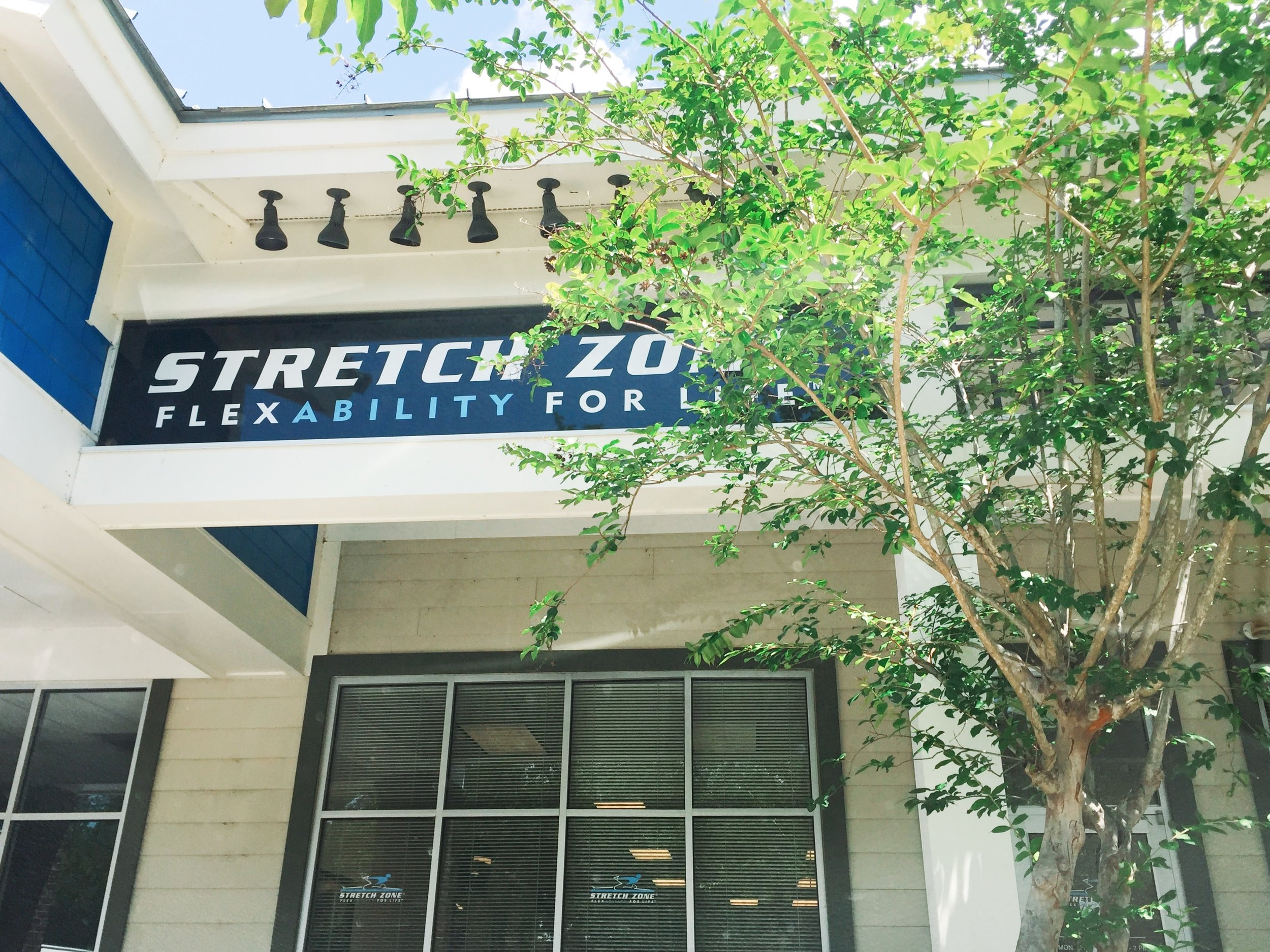 stretch zone-mount pleasant