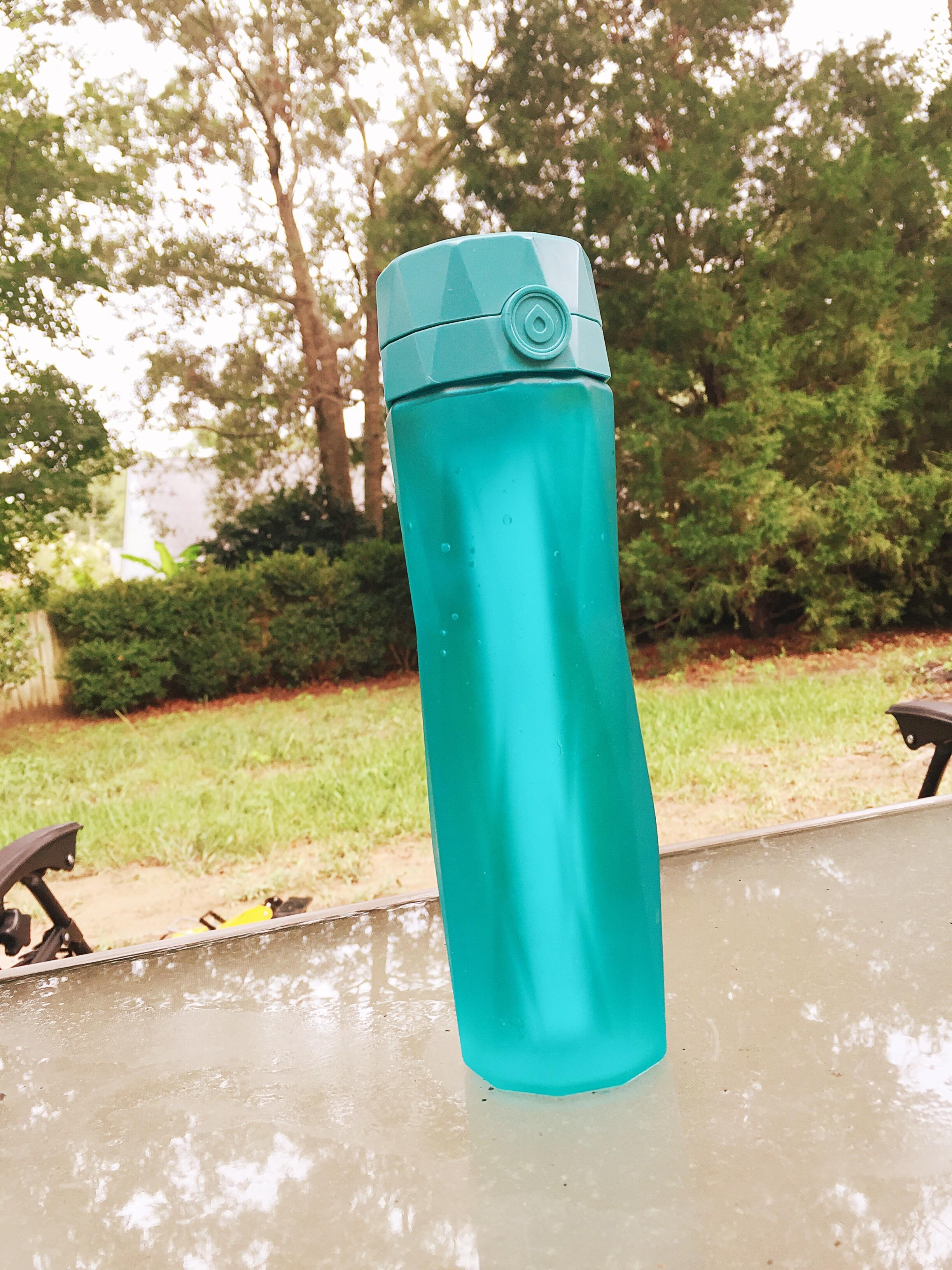 My bossy new water bottle