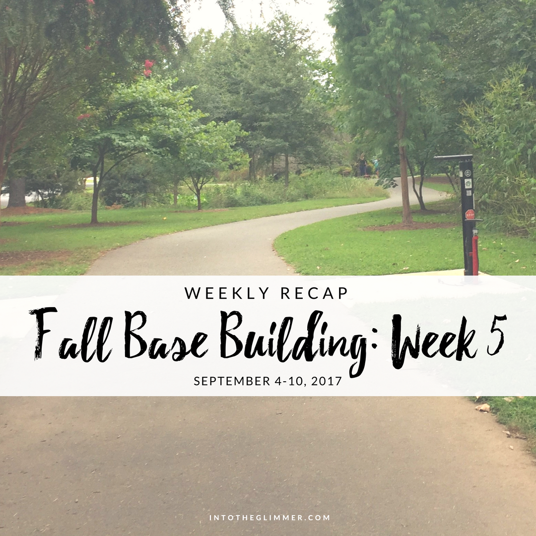 fall base building week 5