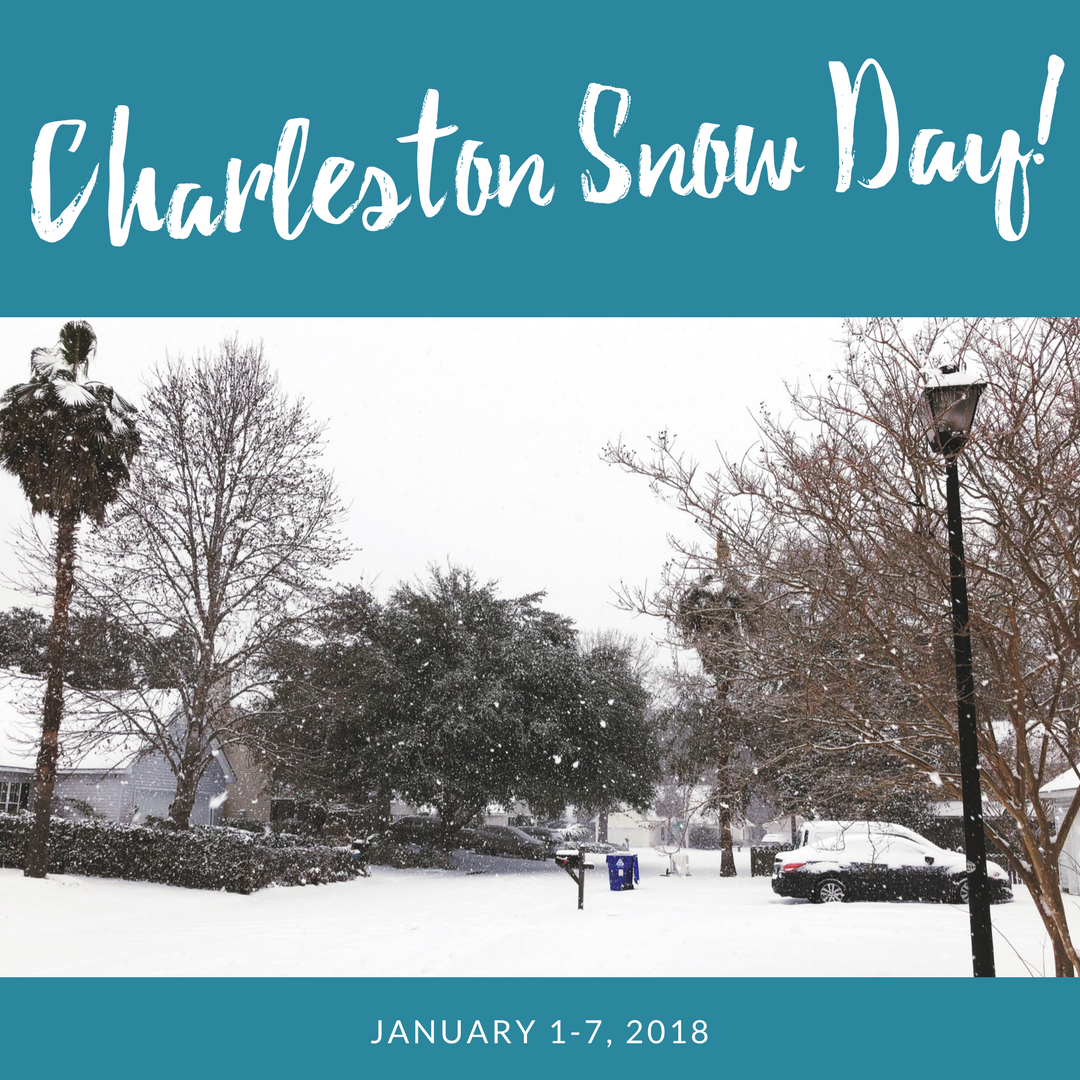 charleston snow day 2018