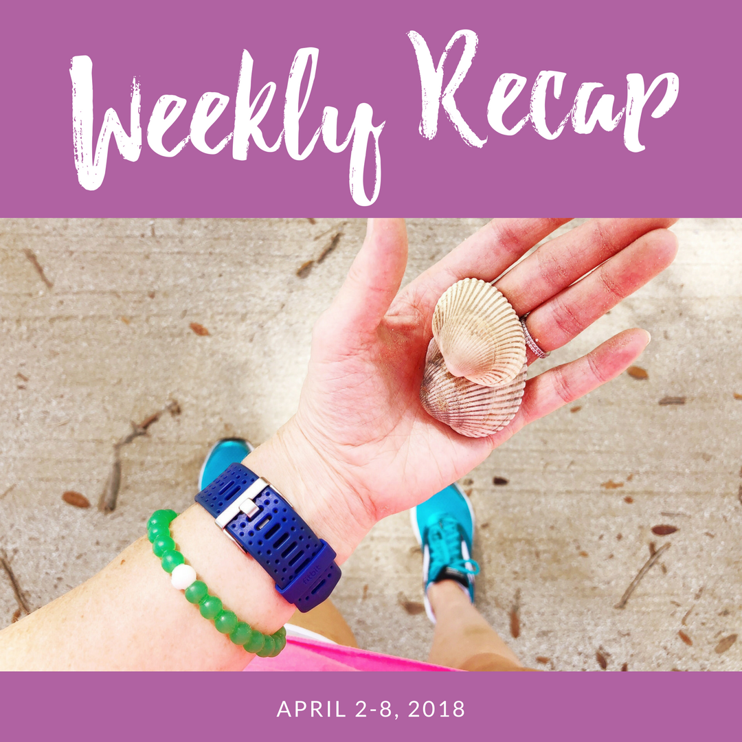 Weekly recap April 2-8