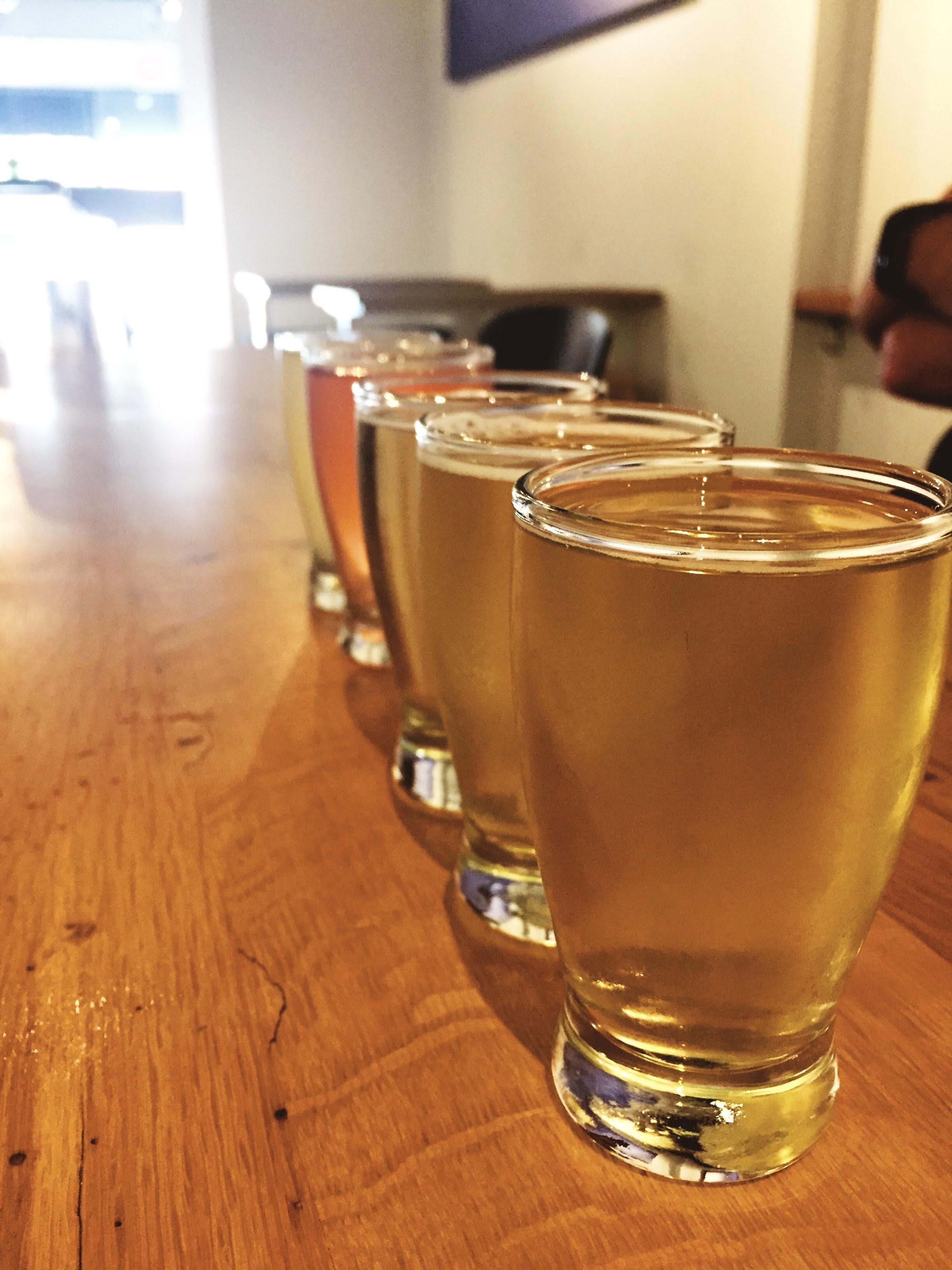 Hard cider at leavengood's