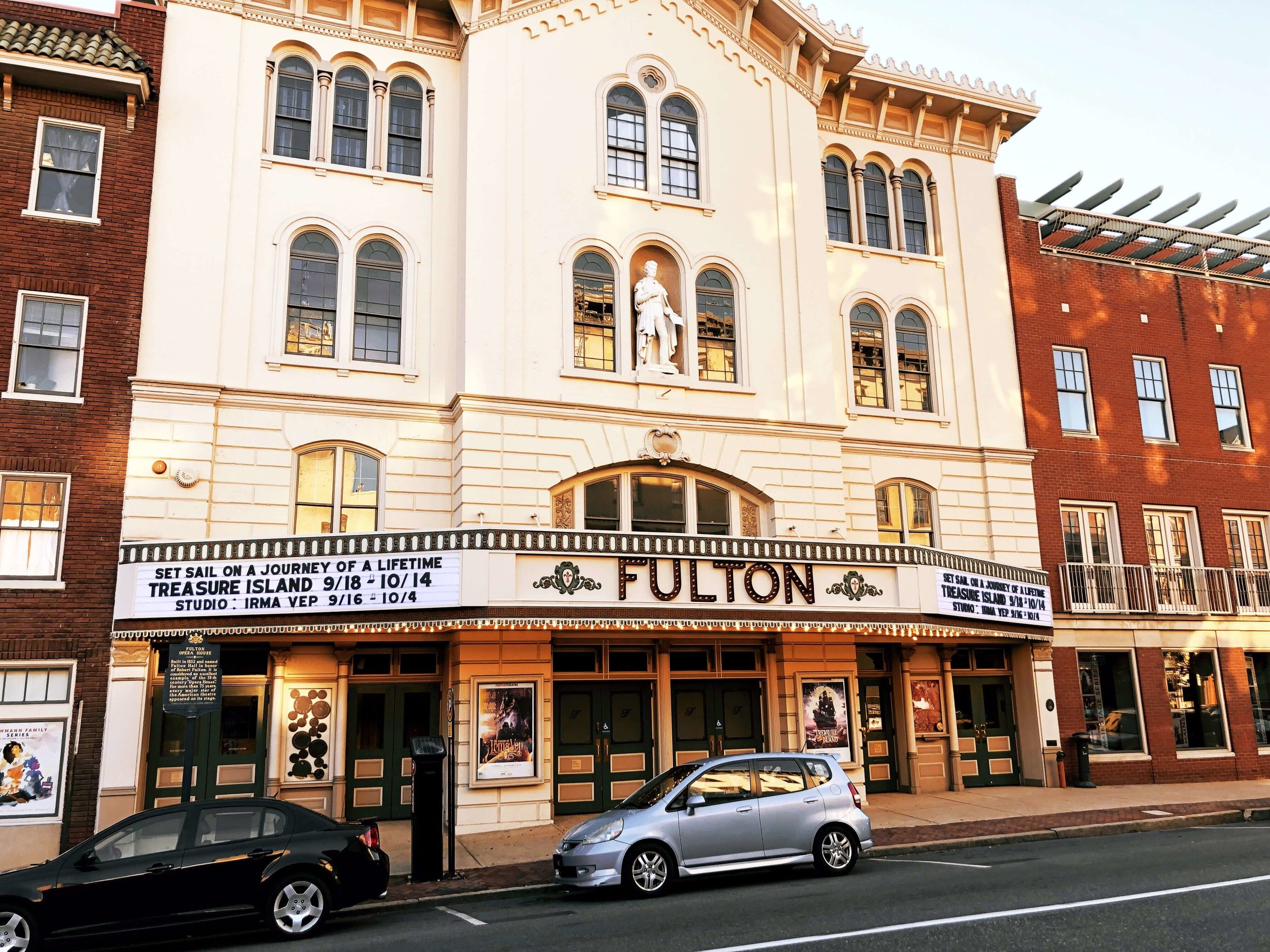 The Fulton Theatre