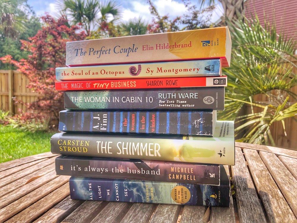 Books I read in April