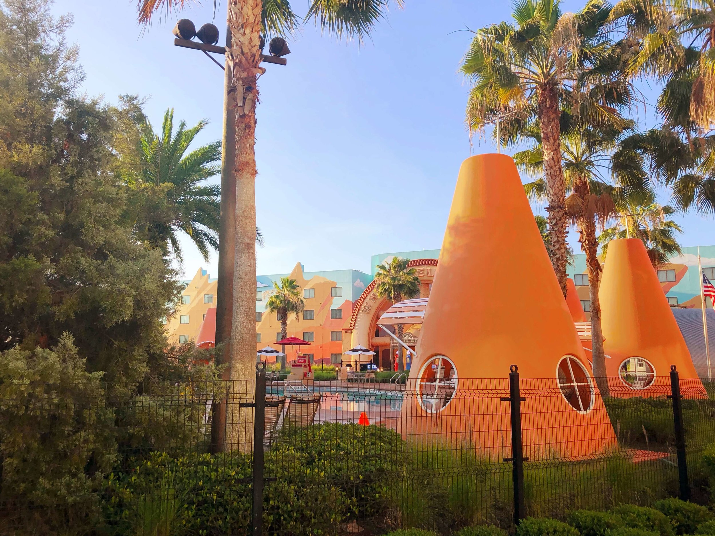 Art of Animation Cozy Cone Pool