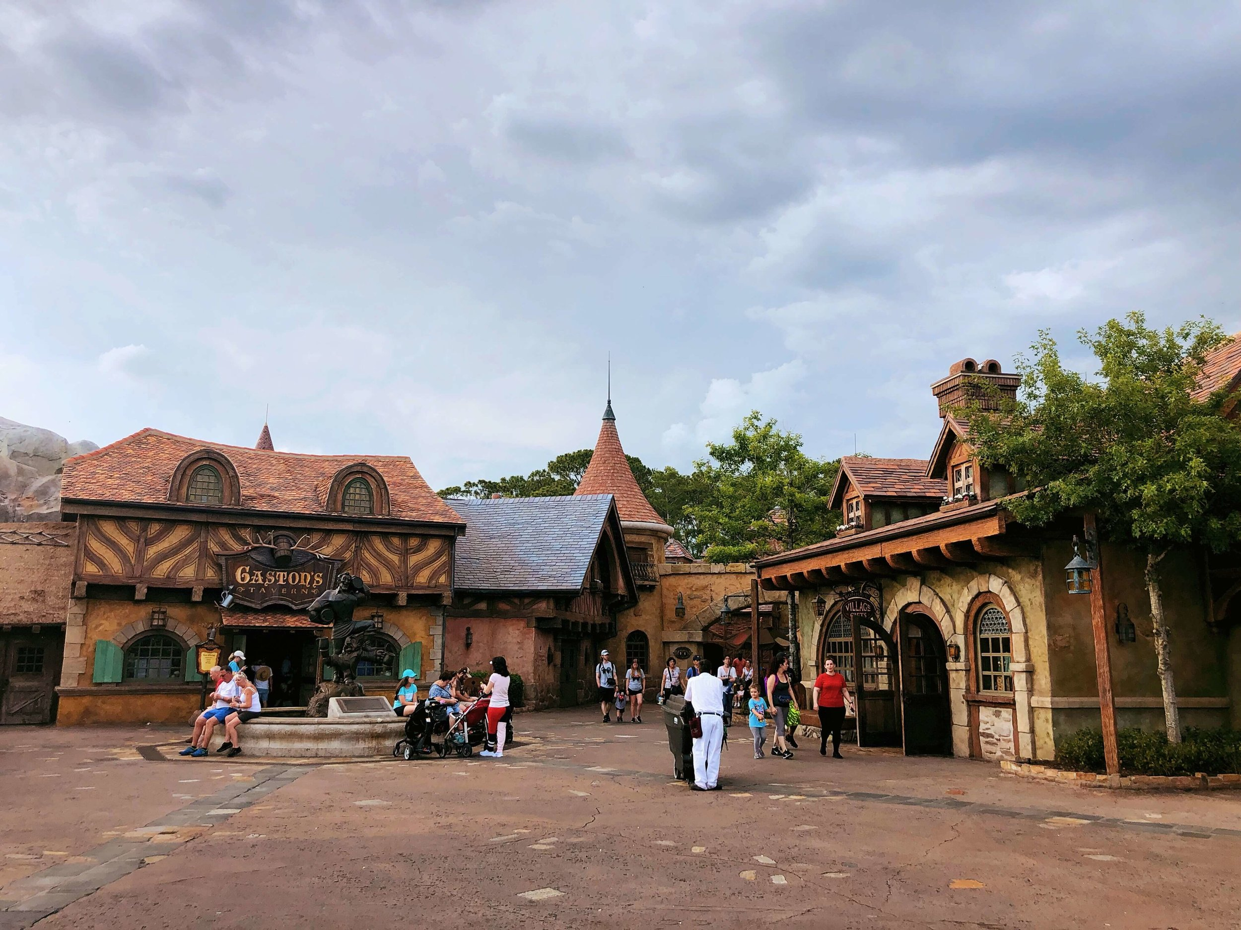 Gaston's Tavern Magic Kingdom