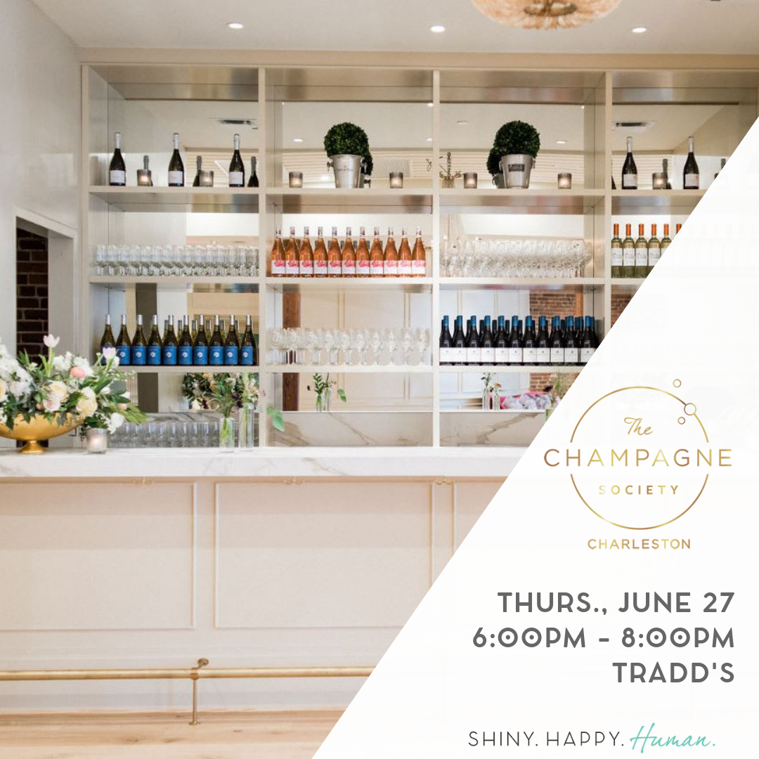 The Champagne Society June 27 at Tradd's