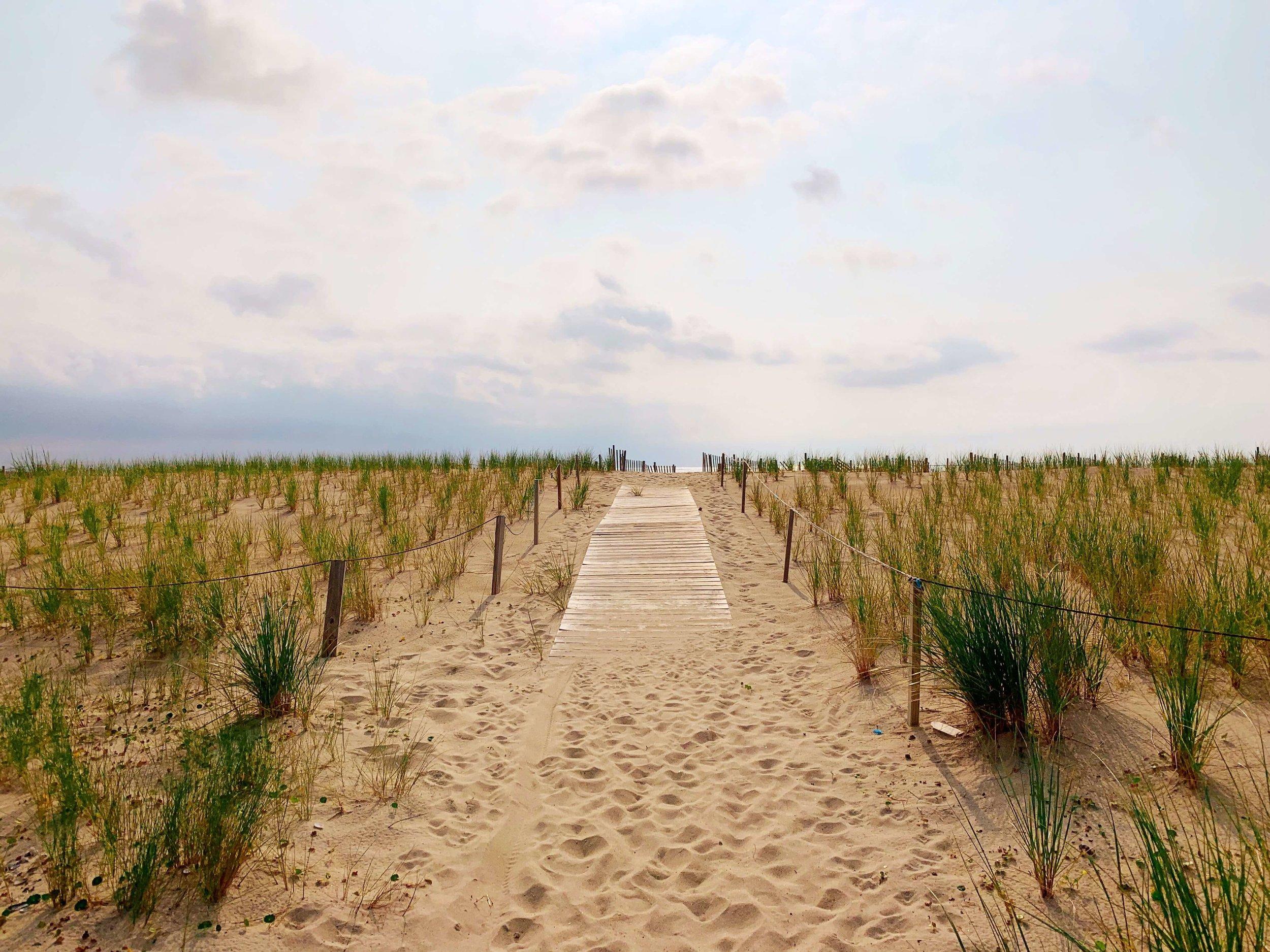 Path to the beach - buxton, nc