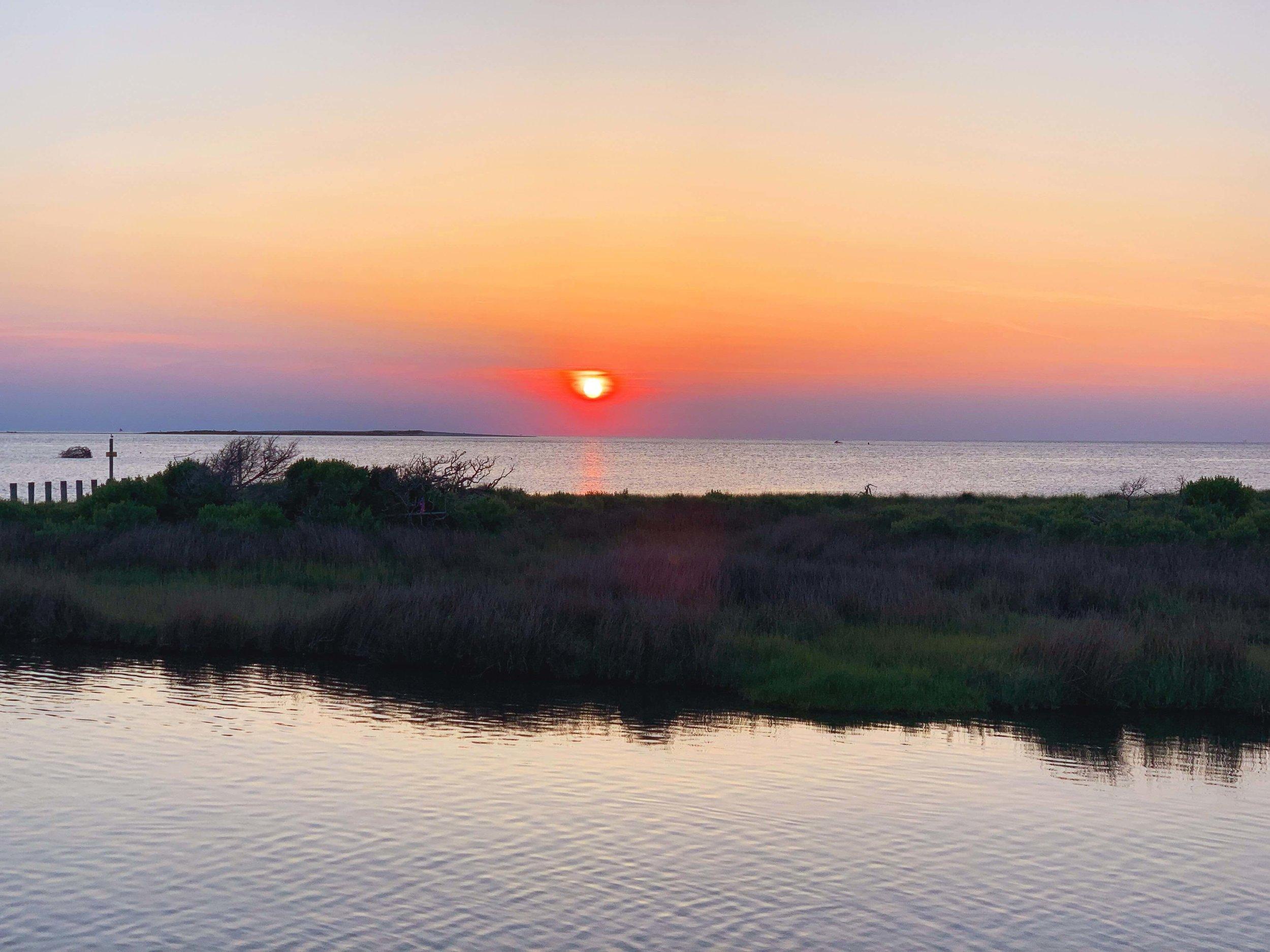 Hatteras Sunset