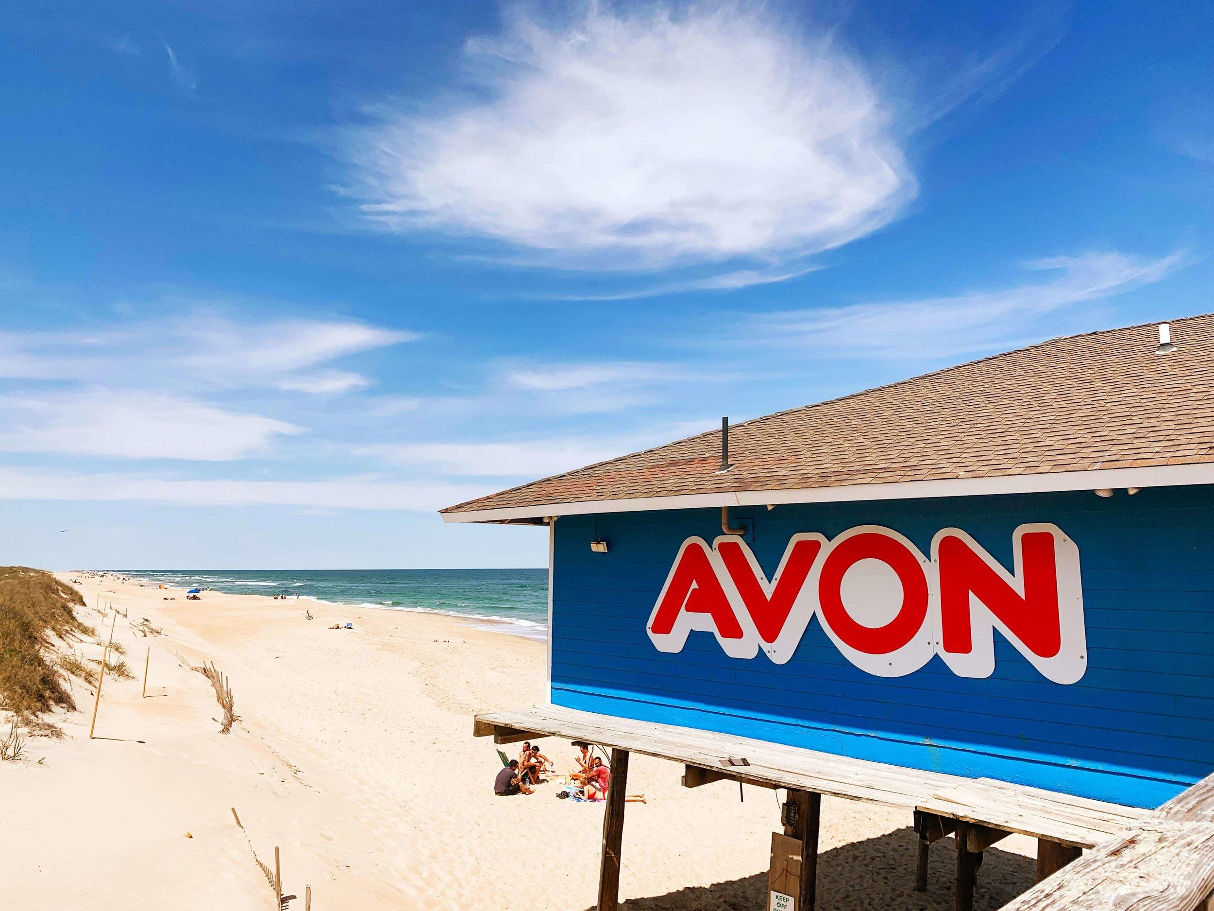Avon Pier, Avon, NC