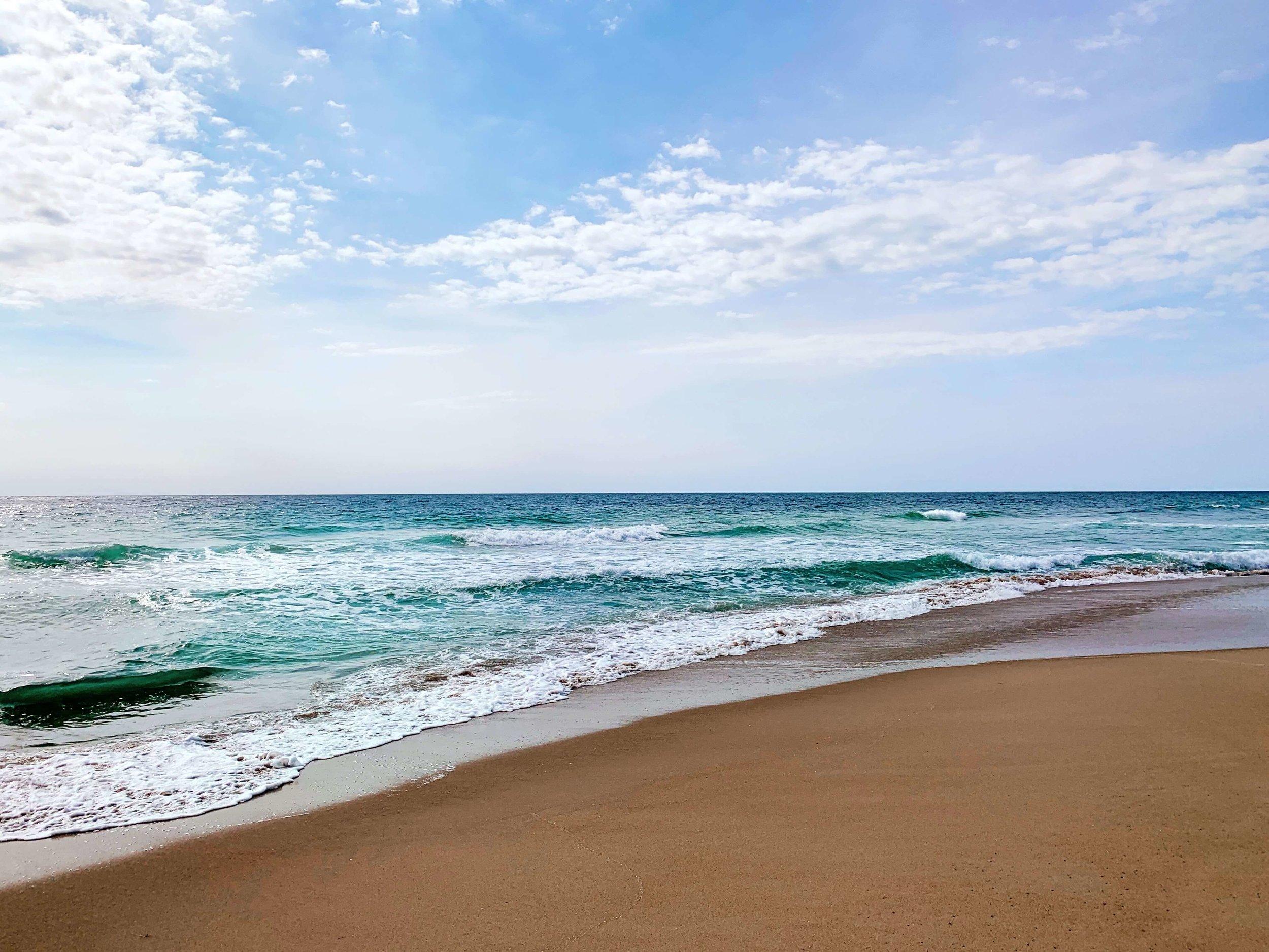 Buxton, NC - waves and surf