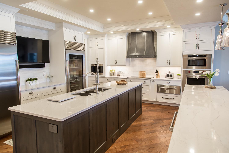 Island Estates Kitchen