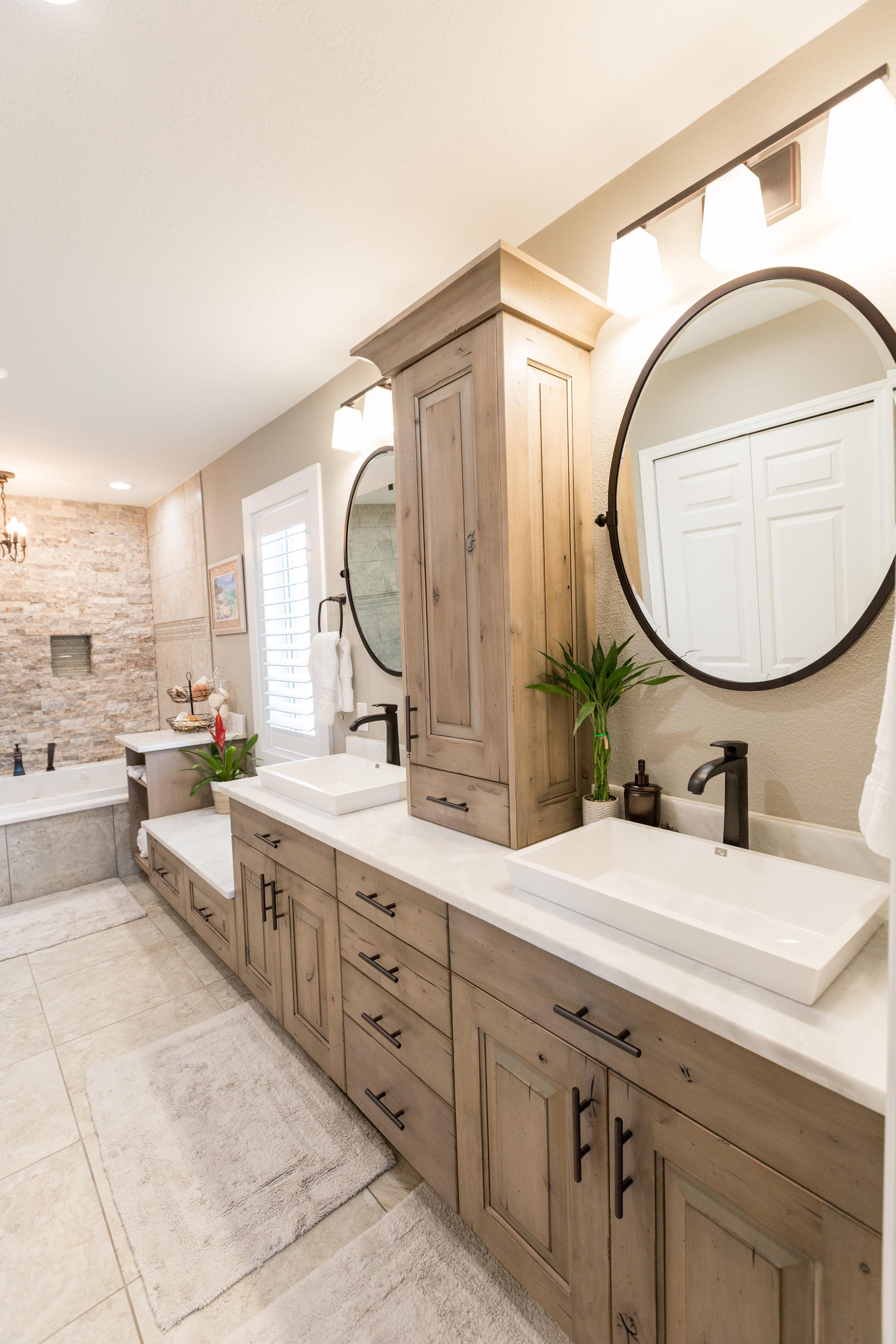Treasure Island Bathroom