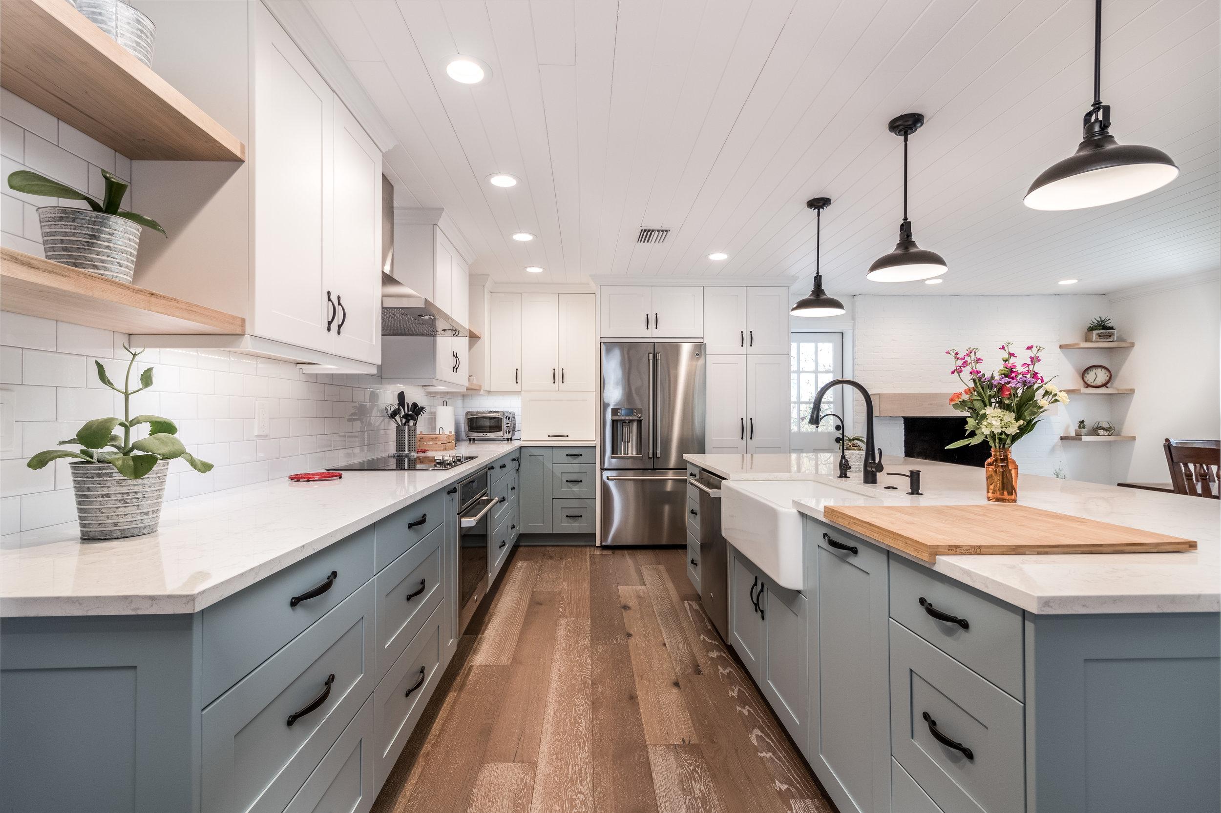 Eagle Ln Kitchen