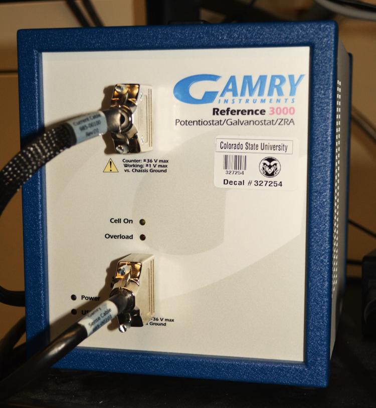 Gamry Reference 3000 Potentiostat