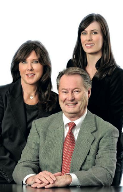 Iris, Dr. Gerd Eckstein &their daughter Verena
