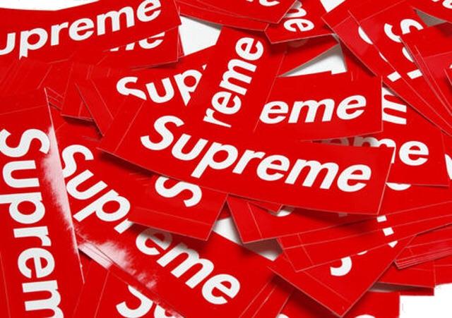 Supreme Sticker Pack • Image via   bomi.com