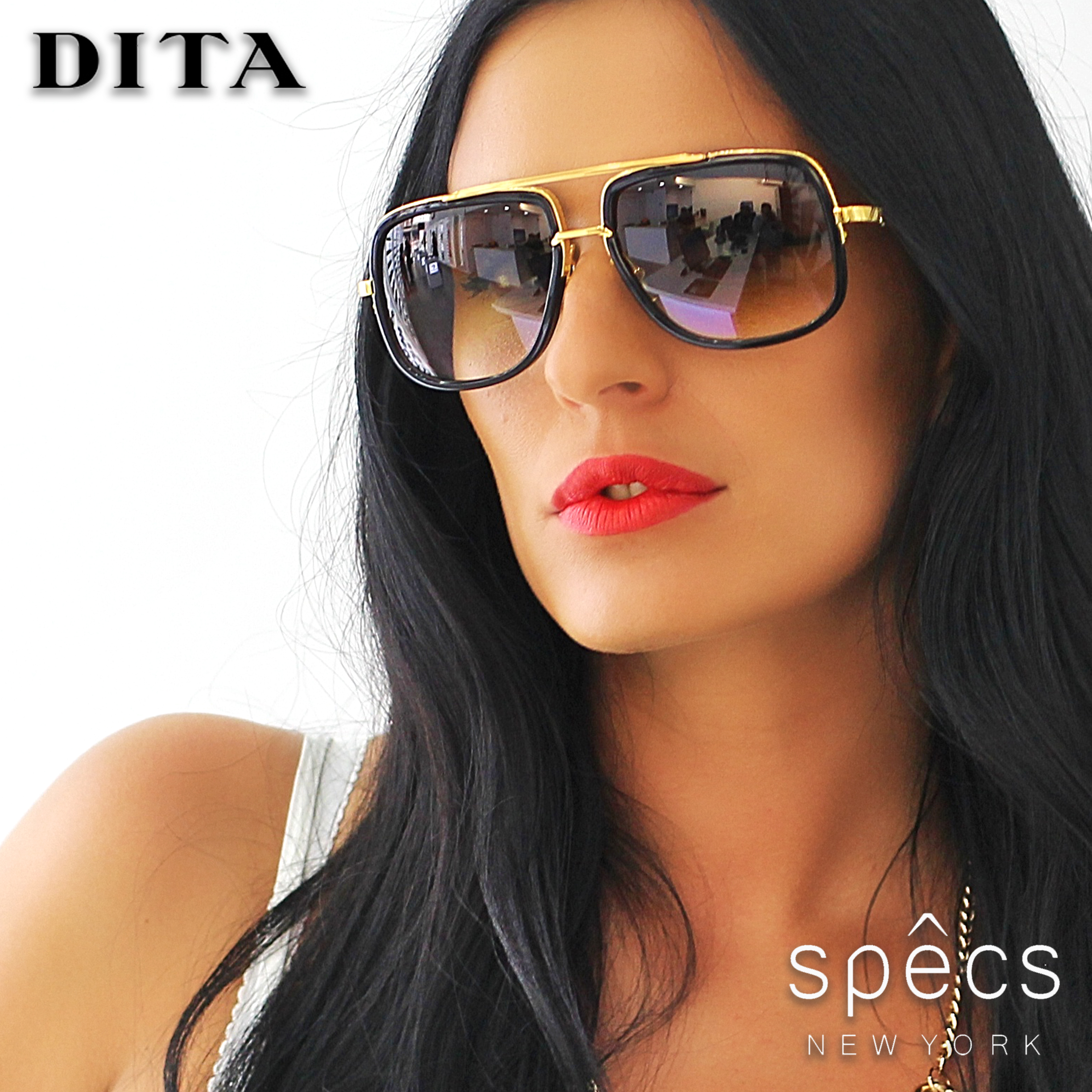 Cristin Fridman for DITA Eyewear
