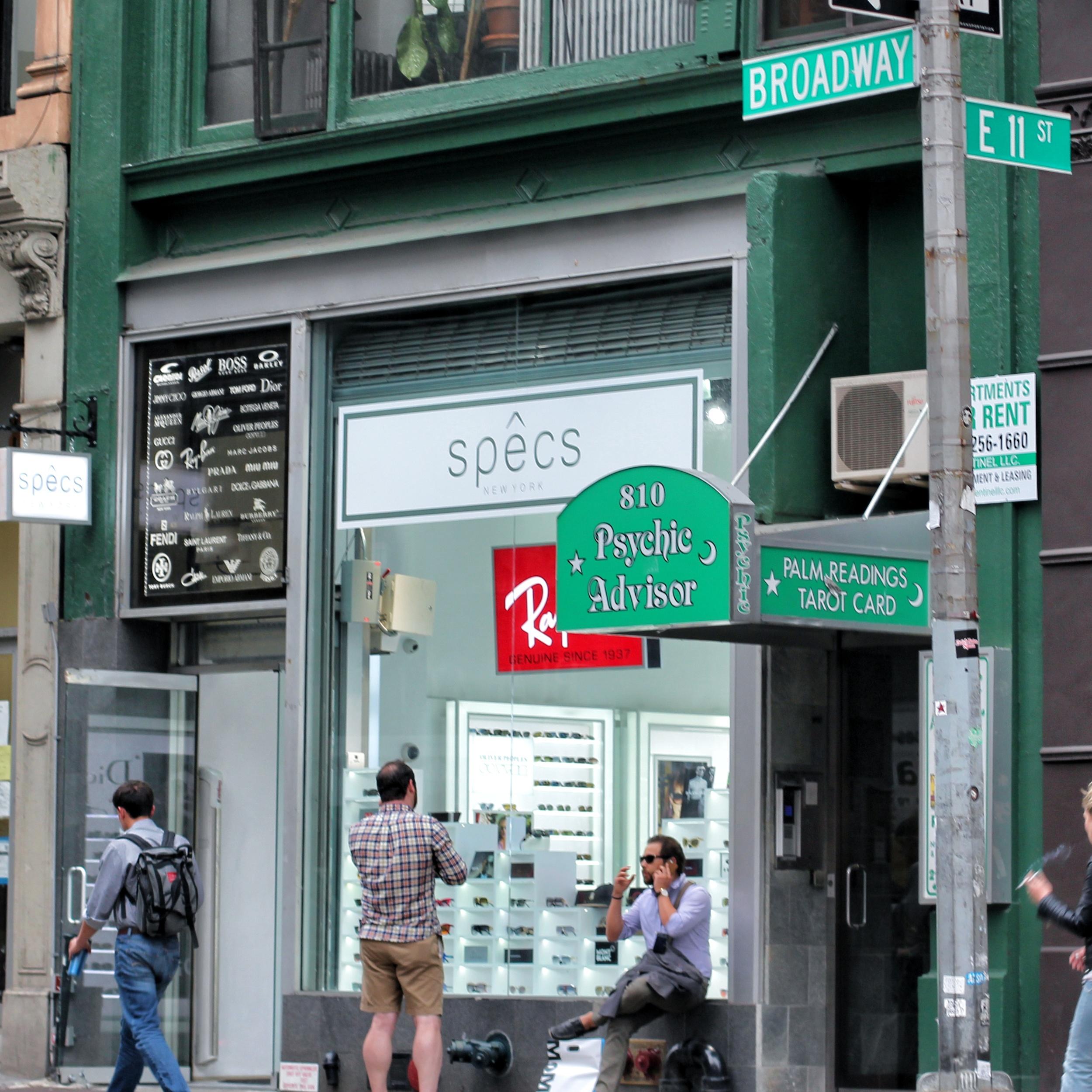 Specs New York