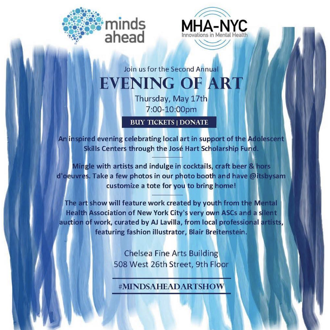 EVENING OF ART - Honored to share my work and curate this year's annual silent art auction to benefit @minds_ahead with my friends and favorite artists: @suetsai @thelazyhustler@emilio_ramos @fluidtoons @ivanorama@consumerart @hektad._official @_murrz@biancadoesnyc @dylonthomasburns@rj.one @mylifein.yellow @madvaillan@jc_bk_nyc @pitchblackart @1471oea@paolo_tolentino @madhatn @tessacattothank you 🙌🏽 for your support #mindsaheadartshow