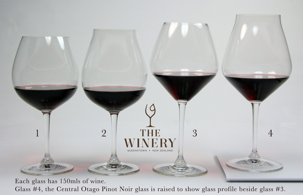 Riedel Pinot Noir Glasses