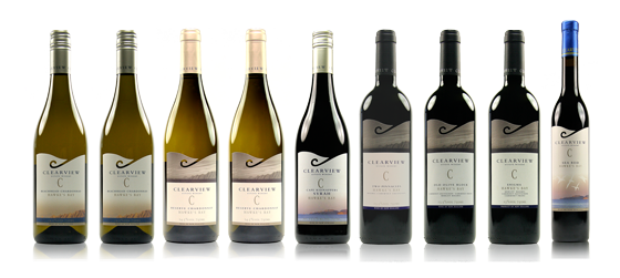 Clearview wines for tasting