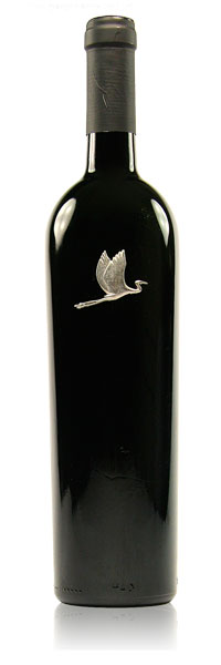 """HERON'S FLIGHT RESERVE SANGIOVESE 2013   """"It has a special place in my heart. Gotta love a deep, bold Italian wine, where you can imagine yourself sat on a haystack in dungarees with prosciutto and this wine in your hand. NZ have done Italy right with this wine."""""""