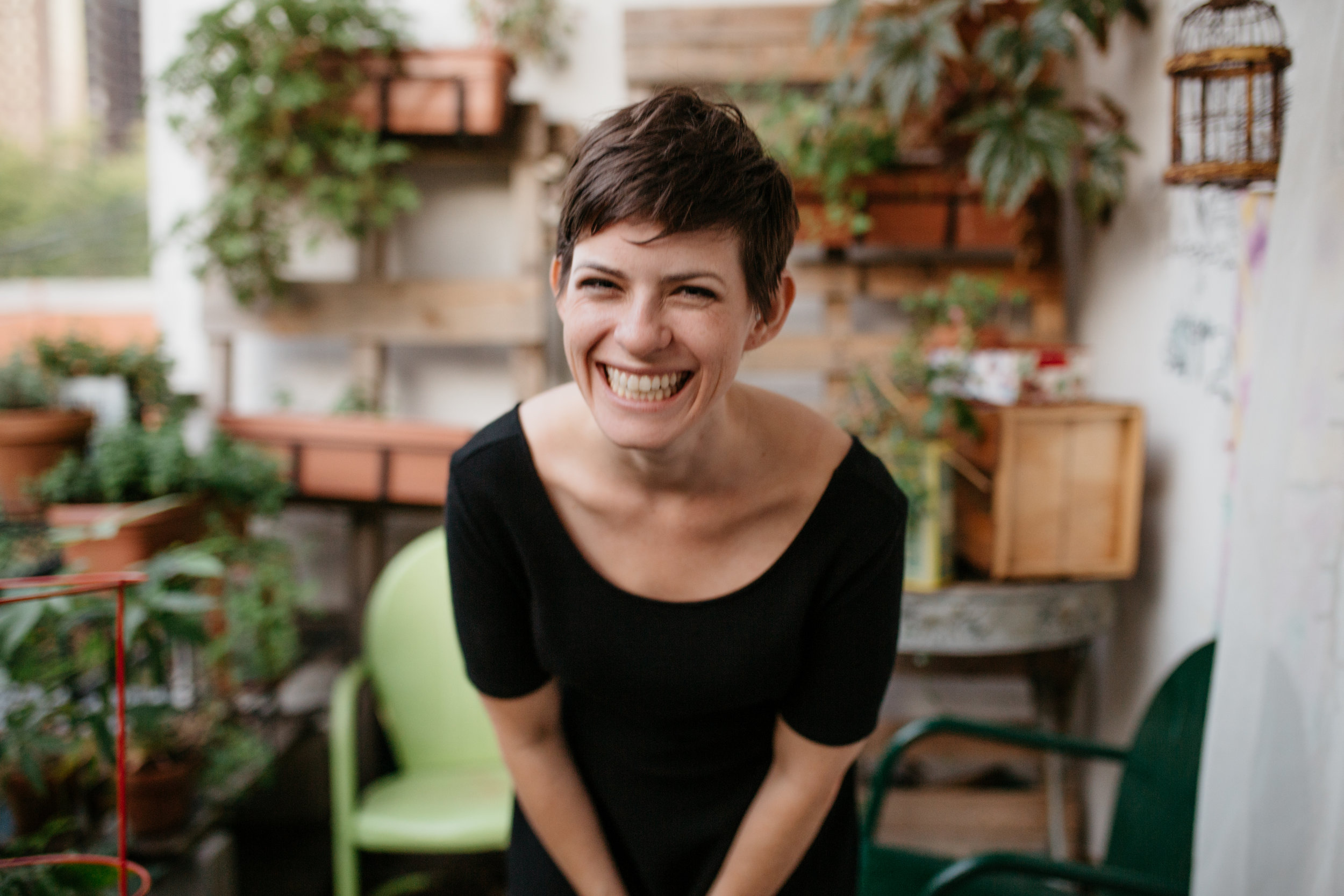 Hey there you! - I'm Caroline Cole - copy writer, voice over artist, teacher and yoga practitioner. Yep, it's a mouthful. Usually I just say I'm a storyteller. I'm obsessed with stories. Reading them. Writing them. Telling other people's stories. And helping others tell their OWN stories.