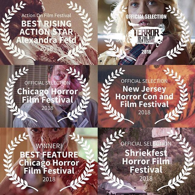 Killer Kate! gets an LA festival premiere THIS WEEKEND @ SHRIEKFEST! 10/7 Sunday @ 8pm Raleigh Studios, Hollywood . . Get your tickets for Sunday @ 8pm  https://bpt.me/3613108 . . #shriekfest #shriekfestfilmfestival #raleighstudios #killerkate #horrorcomedy #october #horrormovie #horror #horrorfestival #johncarpenter #killerkatemovie #horrorcon #onset #onlocation #filmfestival #filmmaking #filmmakers #cabininthewoods #halloween #grindhouse #indiefilm #grindhousemovies #raleighstudios photo repost: @kevynnbrewer