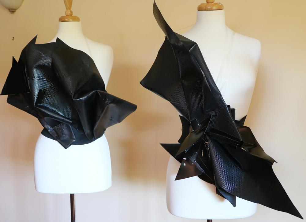 Photo: Arnavaz Lindsay Costume Design for Macbeth The Danger Ensemble