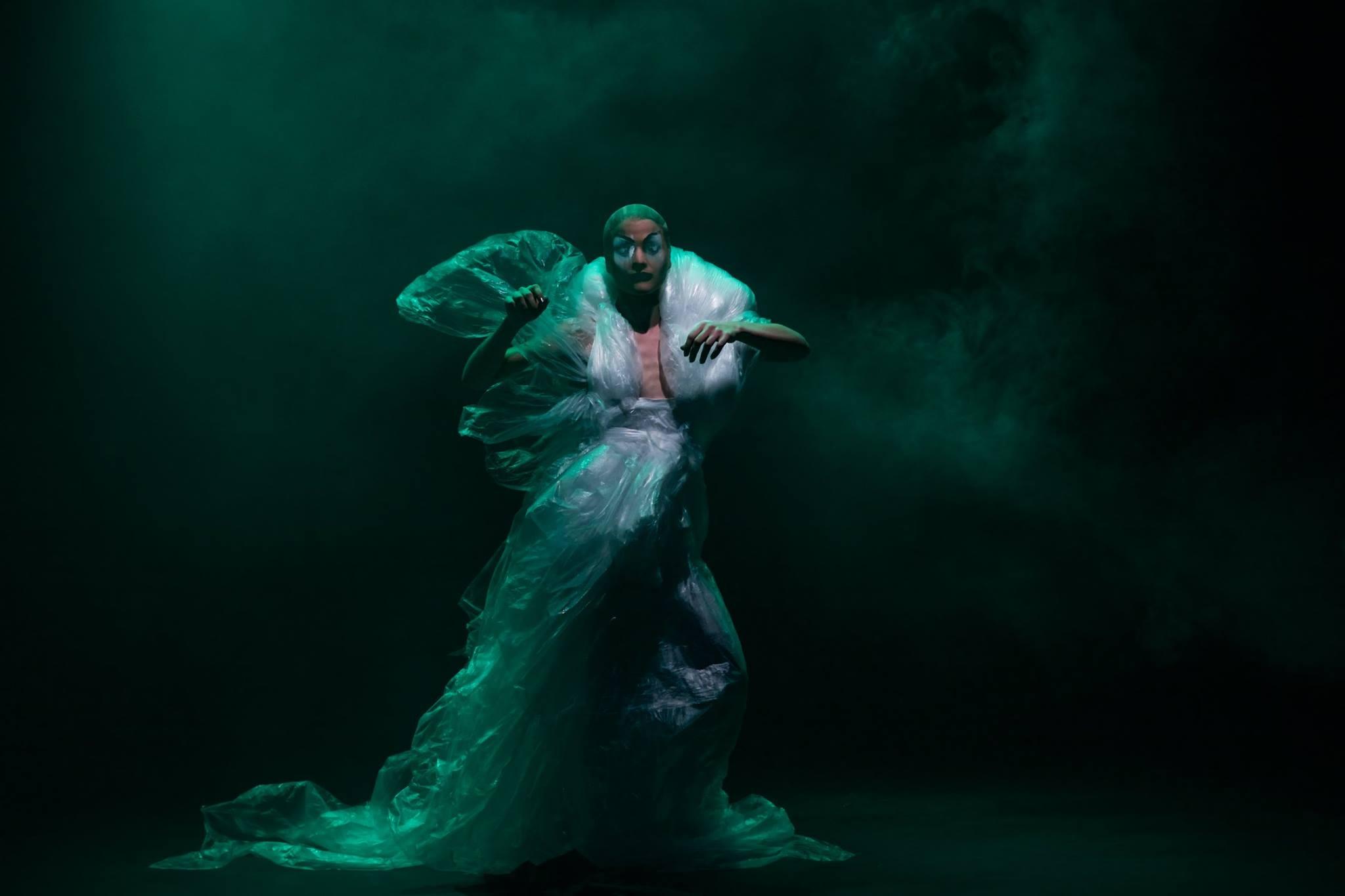 Photo: Ben Hughes Costume Design for 'Macbeth' The Danger Ensemble