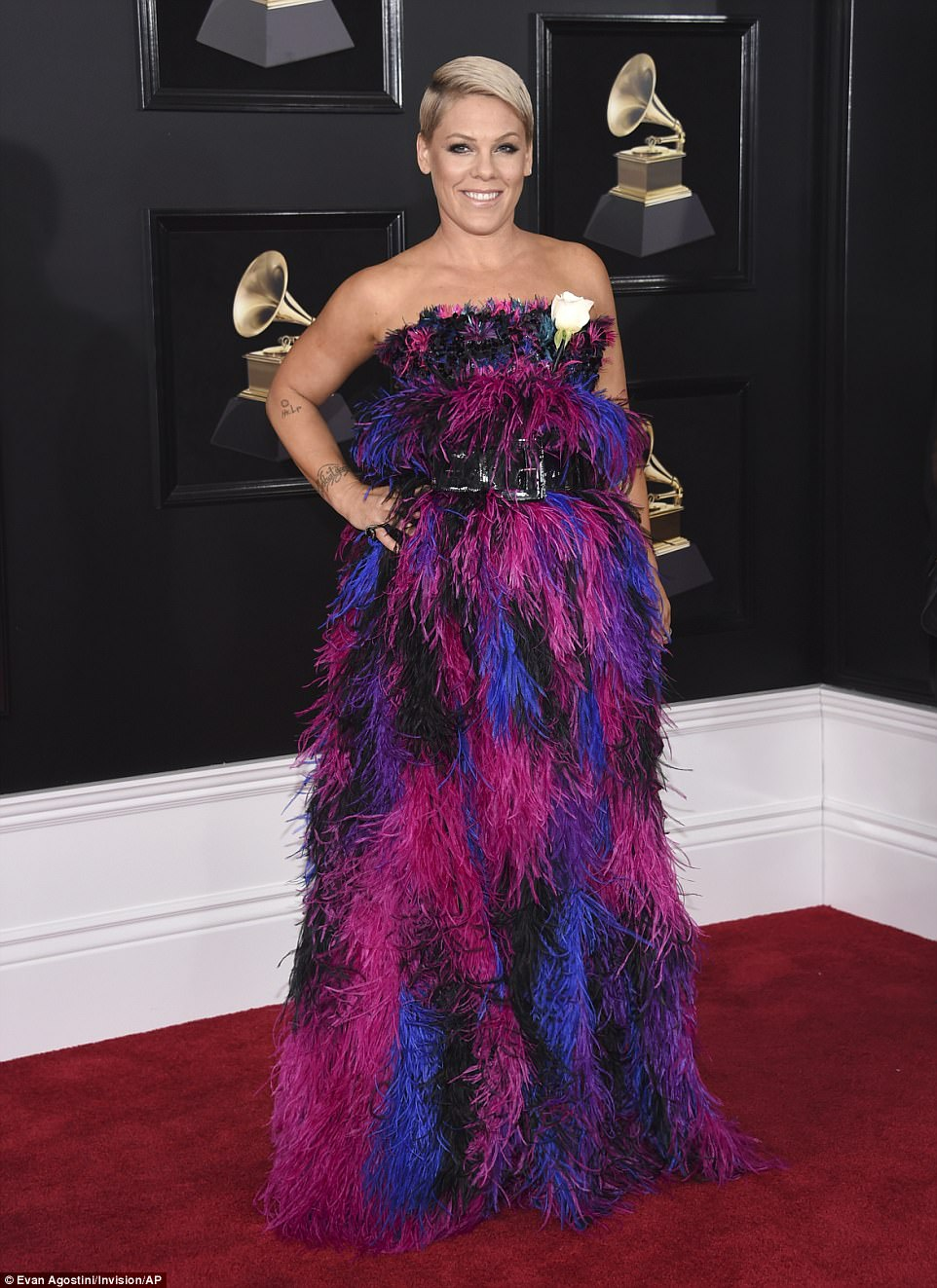 60th Annual Grammy Awards- artistswithin-239