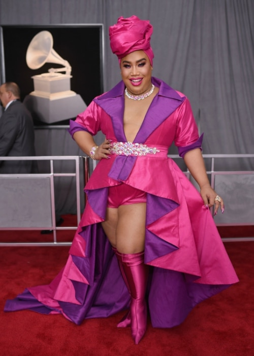 60th Annual Grammy Awards- artistswithin-241