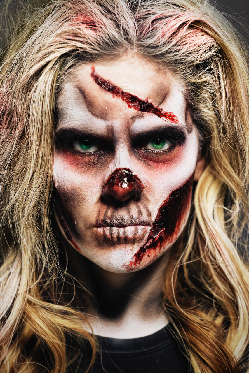 Become a Highly-Competent FX Makeup Artist