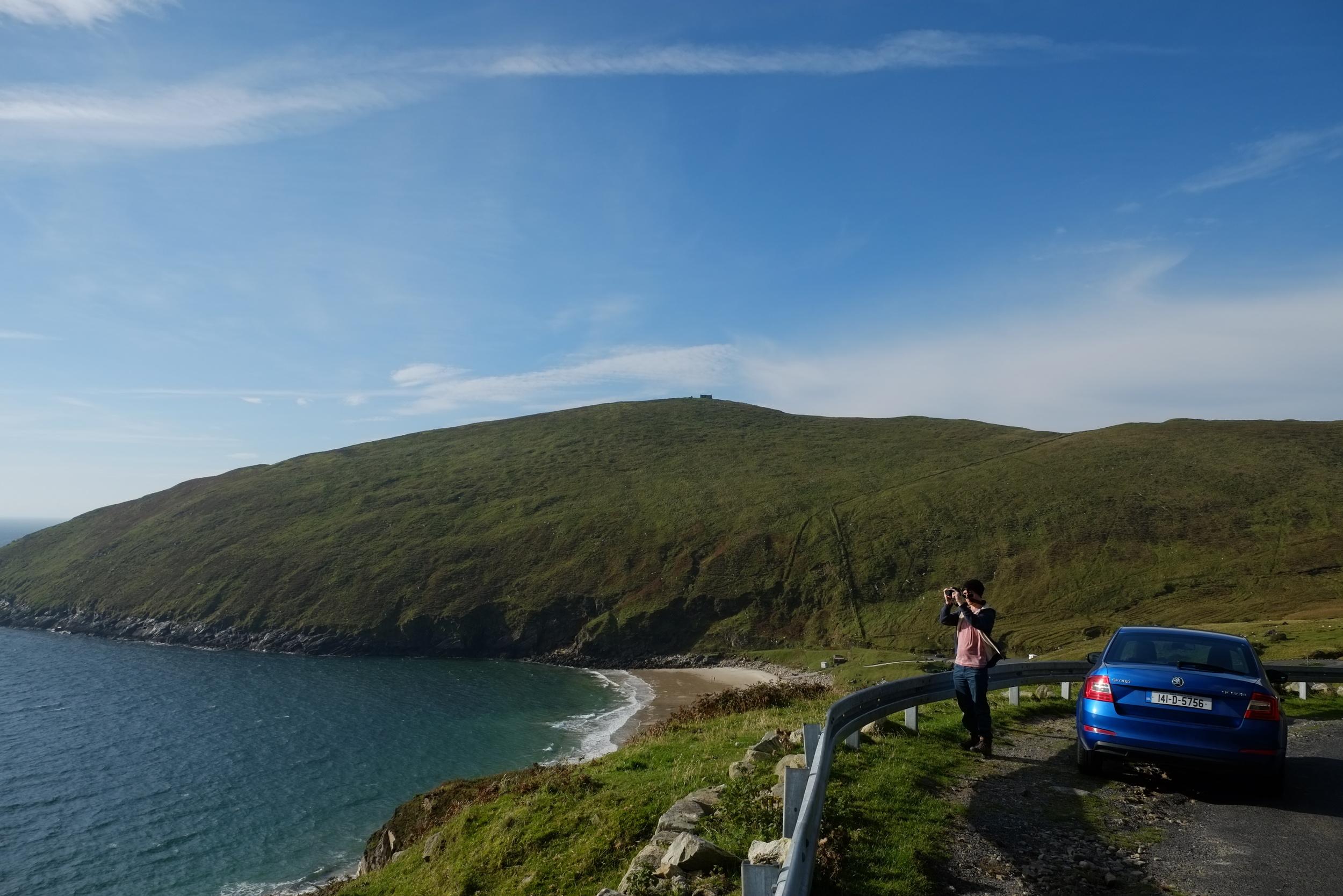Keem Beach, Achill Island, Ireland