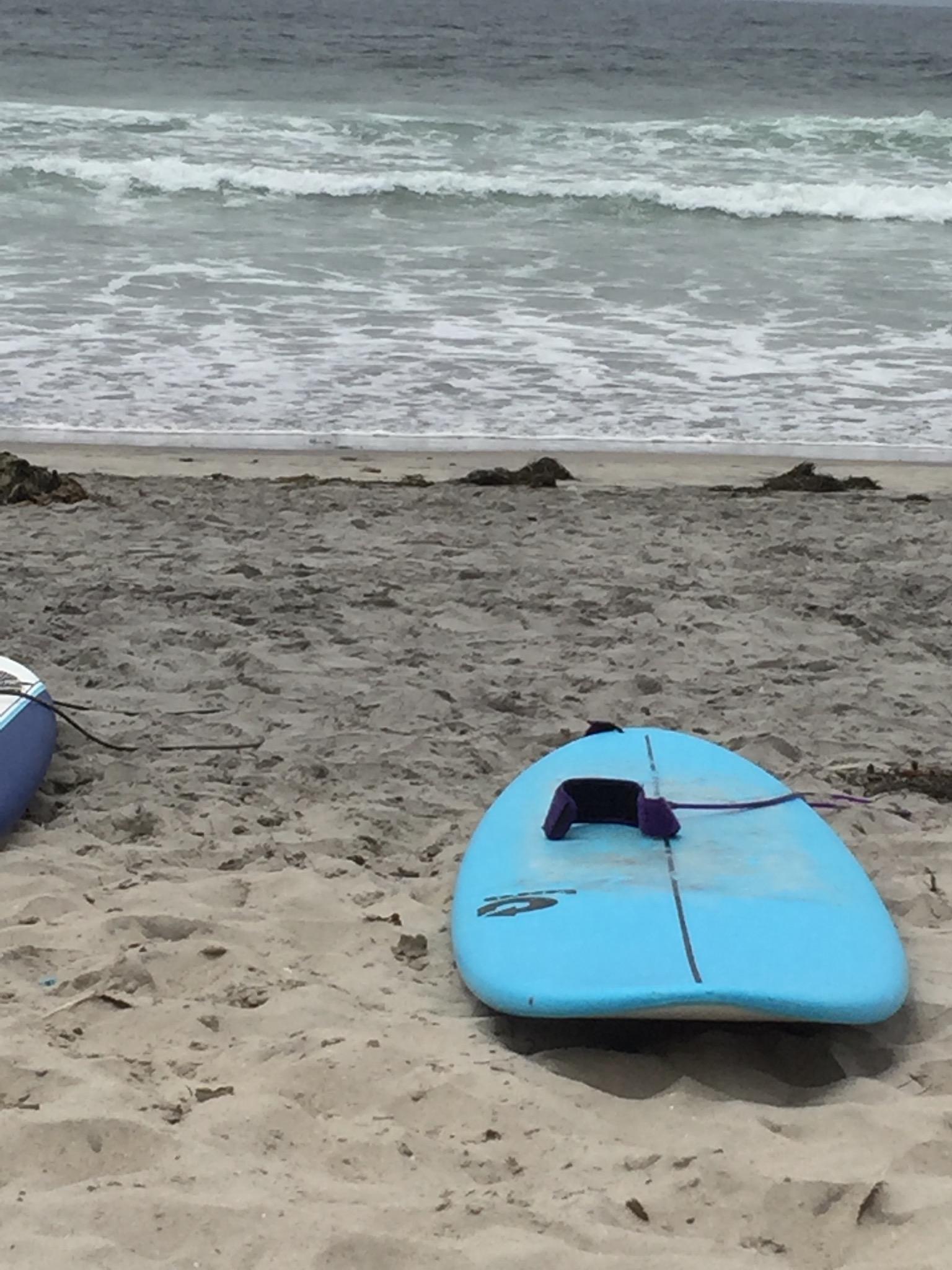 Del Mar Beach, California