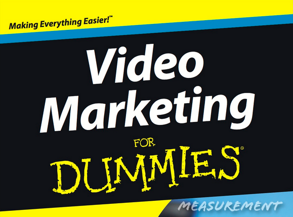 """That time I agreed to write chapters of the book Video Marketing for Dummies and realized it was ghostwriting but then did it anyway so that one day someone would ask me what the hell I know about video marketing and I could look at them and say """"Video marketing? I wrote the book on video marketing!"""" which was a lot easier than changing my middle name to video marketing."""