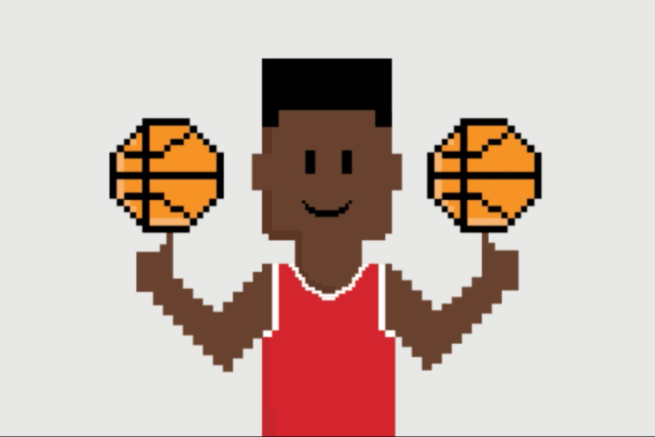Verizon: Basket Blitz  Custom 8-bit video game created on Tumblr and then built IRL in partnership with the Lakers.