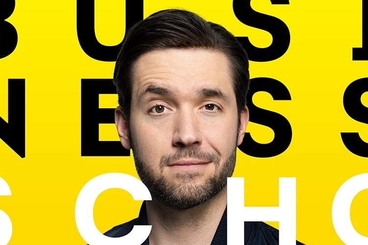 Synchrony: Business Schooled  Podcast where Reddit co-founder Alexis Ohanian meets the OG generation of entrepreneurs.