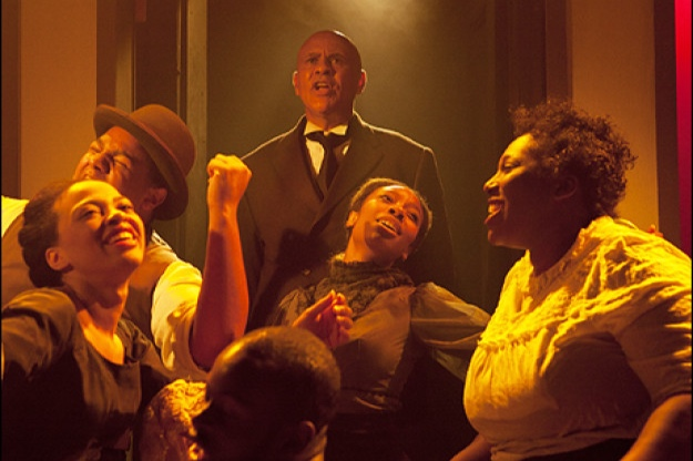 Ragtime  Critically acclaimed off-West End production that reinvented a classic musical in an immersive way.
