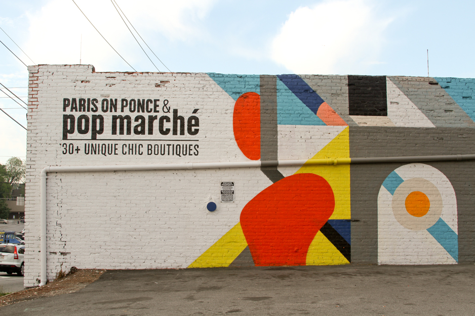 MV @ Paris on Ponce - located on the belt line in the heart of Atlanta -see you there!