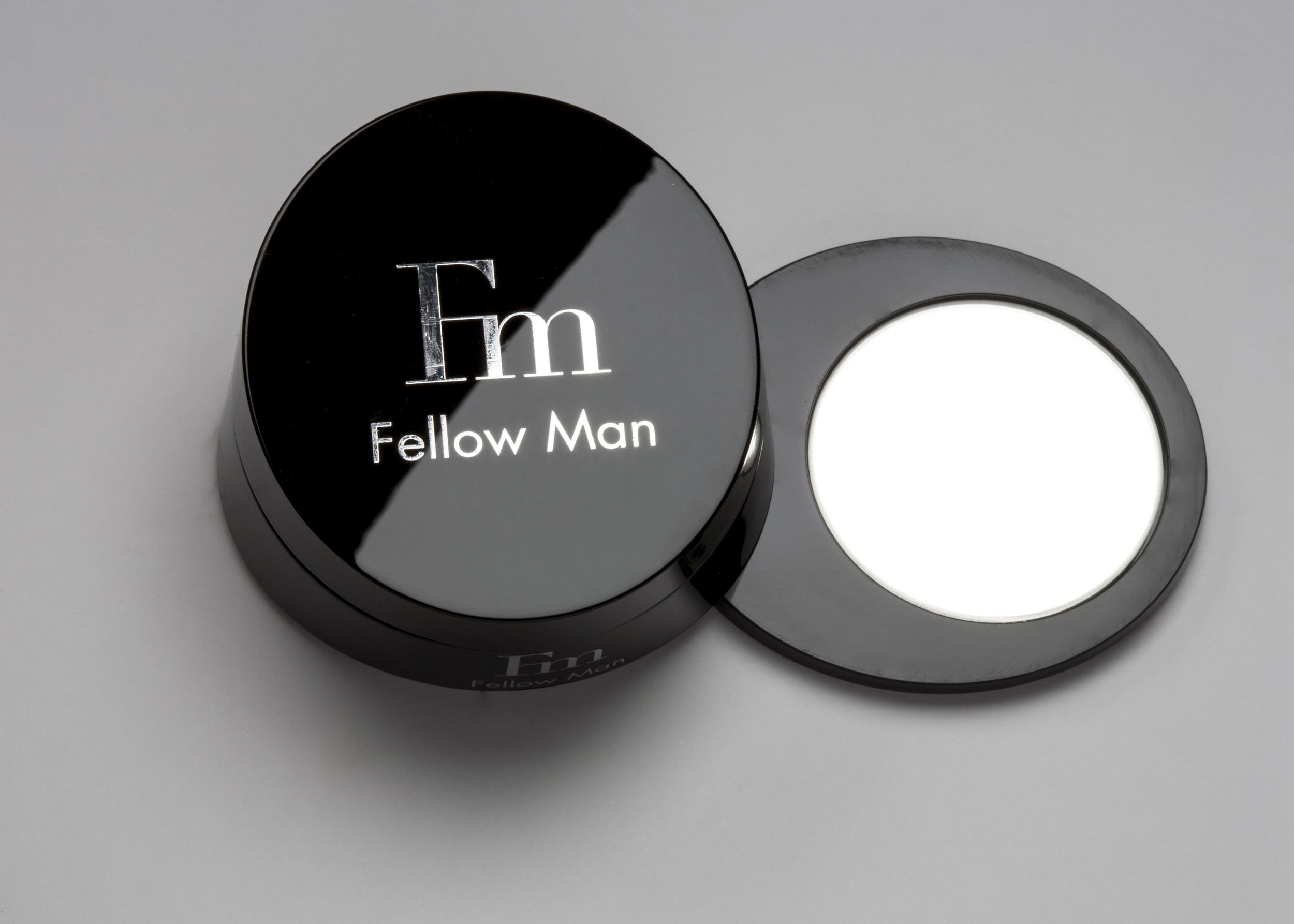 CONCEPT   Fellow Man is a men's skin care line.We decided to have a brand specifically for men because it is a growing market. Our target audience has a refined taste and is looking for quality products designed specifically for them.