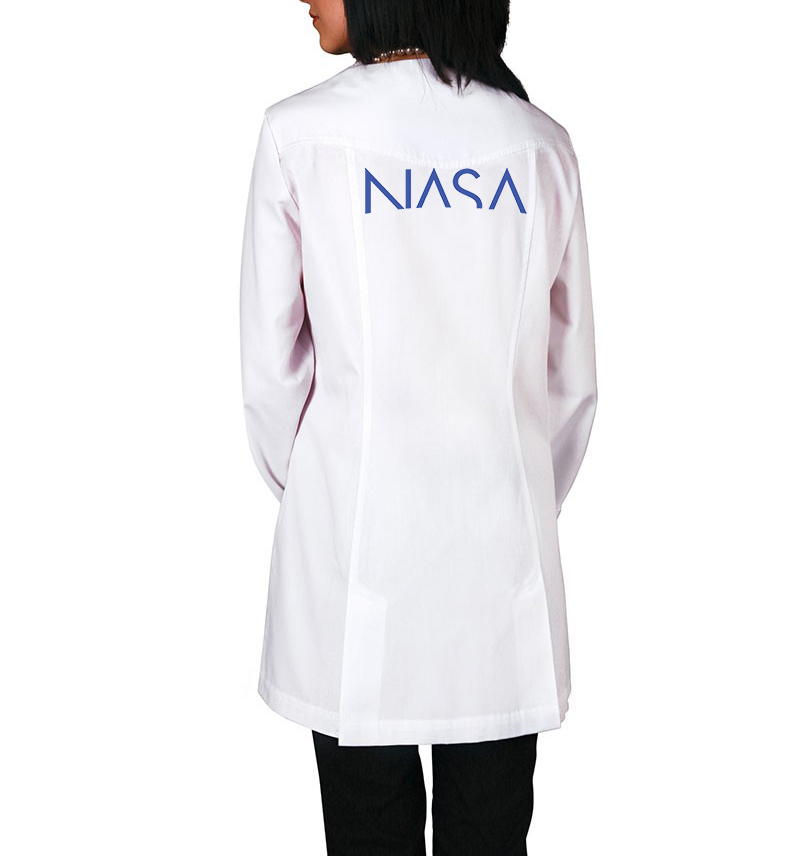 Aside from the brandguide book I also created applications such as t-shirts, hats and a lab coat.